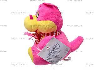Мягкий динозаврик, в шарфике, SP09164, цена
