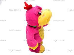 Мягкий игрушечный дракончик, 109191439-6, отзывы