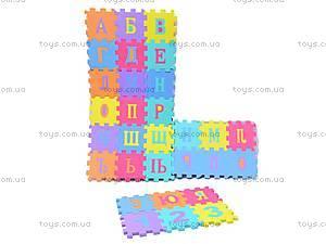 Мягкий коврик-пазл «Русский алфавит», JC-B678AA, фото