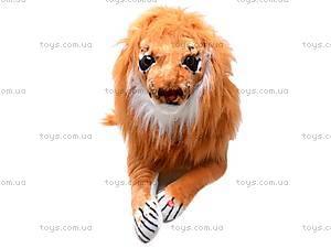 Мягкий лев, музыкальный, S-ATA3193/100, фото