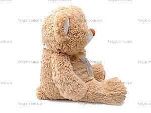 Мягкий медведь с бантом, S-JY-4051/40S, купить