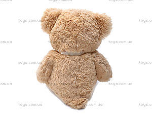 Мягкий медведь с бантом, S-JY-4051/40S, фото