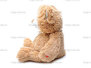 Мягкий медведь с бантом, S-JY-4051/40S, отзывы