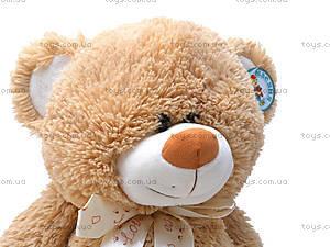 Мягкий медведь с бантом, S-JY-4051/40S, цена
