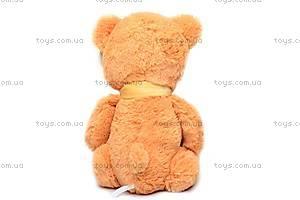 Мягкий медведь, в шарфе, S-YZ-4296/30, купить