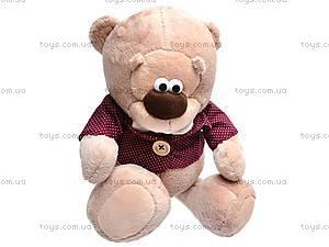 Мягкий медвежонок «Жан», К244В, купить