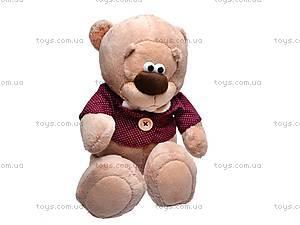 Мягкий медвежонок «Жан», К244В