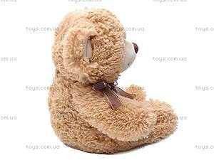 Мягкий медвежонок, с бантом, S-JY4505/30, купить