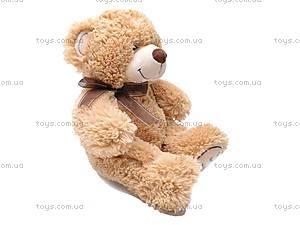 Мягкий медвежонок, с бантом, S-JY4505/30, отзывы