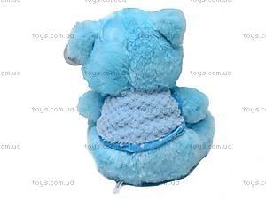 Мягкий медвежонок, в кофте, S-TY90380/30, фото