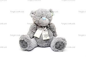 Мягкий музыкальный медвежонок «Тедди», S-S38-3367A/3