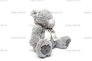 Мягкий музыкальный медвежонок «Тедди», S-S38-3367A/3, отзывы
