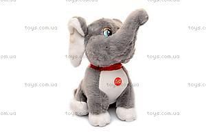 Мягкий музыкальный слоник, F-F2788, купить