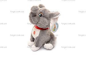 Мягкий музыкальный слоник, F-F2788, фото