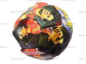 Мягкий мячик «Футбол», W02-985, отзывы