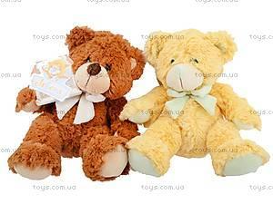 Мягкий подарочный медвежонок, К134ВР