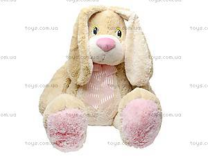 Мягкий заяц «Франя», К029А, купить