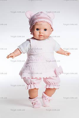 Мягкая кукла «Лола в розовом», 07003