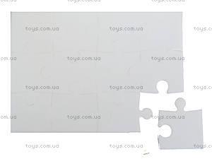 Мягкие пазлы А5 детские «Смешарики», VT1103-37, фото