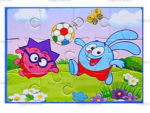 Мягкие пазлы «Смешарики», VT1103-34...41, детские игрушки