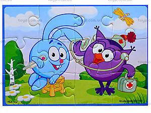 Мягкие пазлы «Смешарики», VT1103-34...41, магазин игрушек