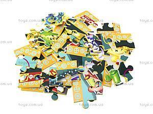 Мягкие пазлы детские А4 «Фиксики», VT1105-07, детские игрушки