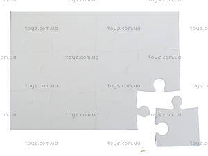 Мягкие пазлы детские А5 «Смешарики», VT1103-40, фото