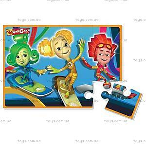 Мягкие пазлы для детей «Фиксики», VT1103-25