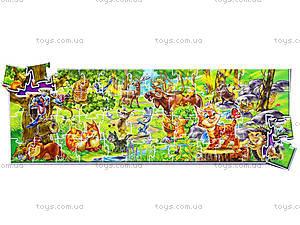 Мягкие пазлы для детей «Наш лес», А317005У4806, цена