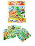 Мягкие пазлы для детей «Наше село», 4820, отзывы