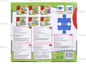 Мягкие пазлы «Феи», RK1202-02, игрушки