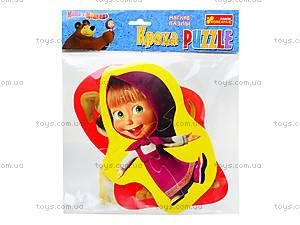 Мягкие пазлы «Маша и любимые герои», 3198, купить
