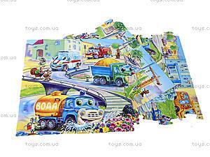 Мягкие пазлы «Наш мир: наши машины», 4837, цена