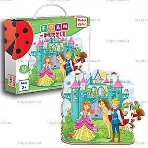 Мягкие пазлы «Принцессы», RK1202-06, купить