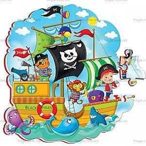 Мягкие пазлы «Пираты», RK1202-04, купить