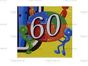 Мягкие пазлы «Репка», 20 деталей, 255-8, игрушки