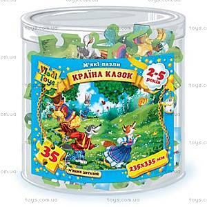 Мягкие пазлы «Страна сказок. Колобок», VT1104-13, купить