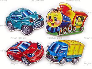 Мягкие пазлы «Транспорт», 3194-01, купить