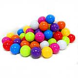 Мягкие шарики 40 шт., KW-02-428, игрушки