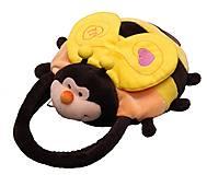 "Мягкие игрушки ""Пчела"" 28 см, 5A077A"