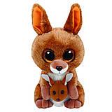 Мягкий кенгуру «Kipper», 37226, купить