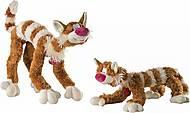 Мягкий кот Бекон розовый, KT01R, купить