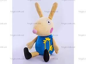 Мягкий кролик «Ричард»,