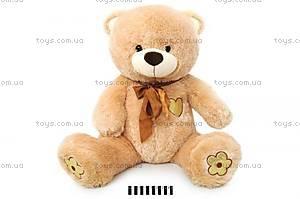 Мягкий  медведь с бантом, 134060