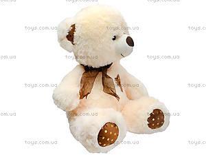 Мягкий медведь с цветочком, 1406B50, игрушки