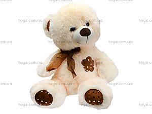 Мягкий медведь с цветочком, 1406B50, детские игрушки