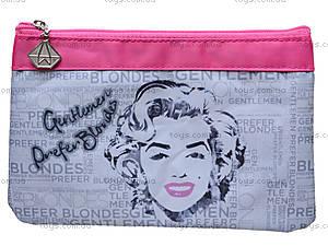 Мягкий пенал-косметичка Monroe, M14-660-1, фото