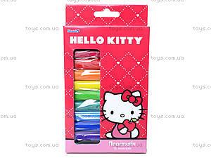 Мягкий пластилин Kite Hello Kitty, 12 цветов, HK13-086K, отзывы