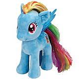 Мягкий пони «Рейнбоу Дэш» из серии My Little Pony, 90205, фото