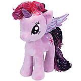 Мягкий пони «Твайлайт Спаркл» из серии My Little Pony, 90204, фото